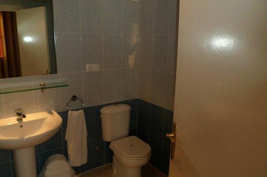 Hotel JM Jardin de la Reina : El lavabo