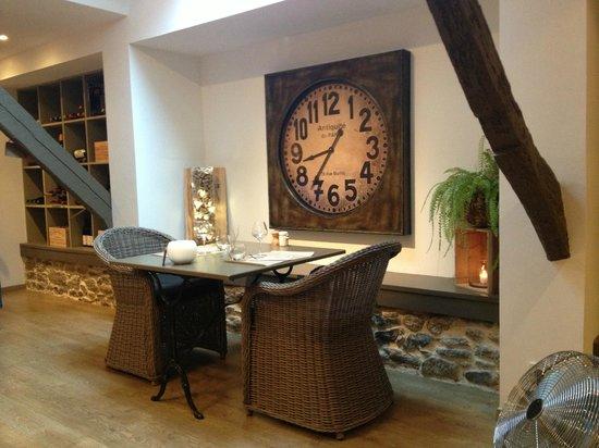 La Tête de L'Art : A l'étage, un décor cosy