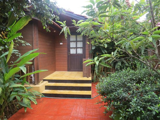 The Fern Gardenia Resort: Our Cottage