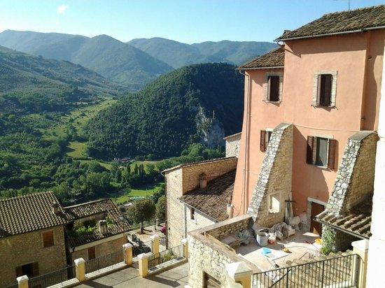 Albergo RoccaRanne: Panorama