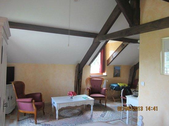 Chateau de Monrecour: Chambre Tradition