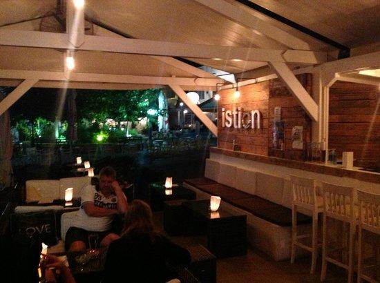 Hotel Zafiria : Bar