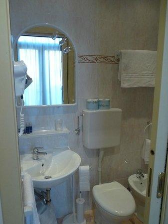 Hotel Conterie: Camera rosa