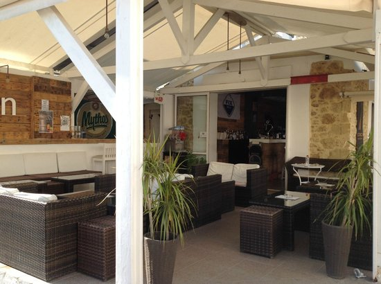 Hotel Zafiria : Matala