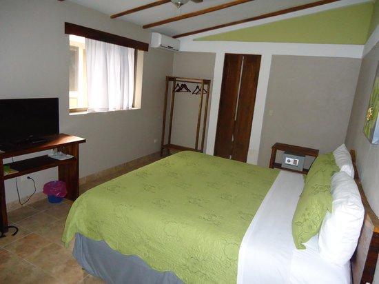 Xalli Ometepe Beach Hotel: beautiful accomodations