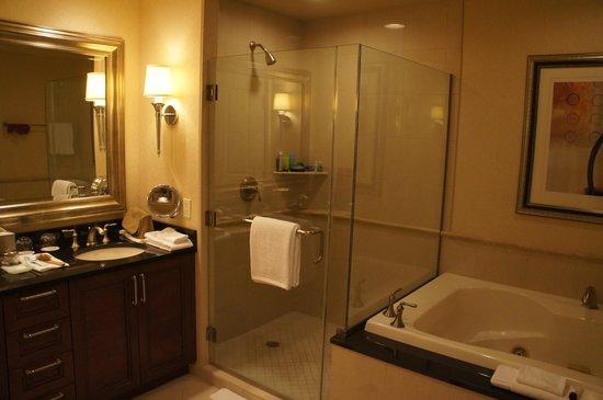 Signature at MGM Grand: banheiro