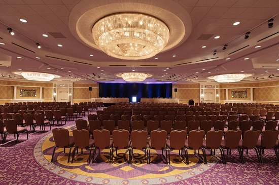 Hilton Charlotte Center City: Grand Ballroom