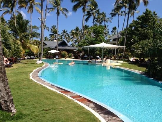 Hotel Alisei: pool area