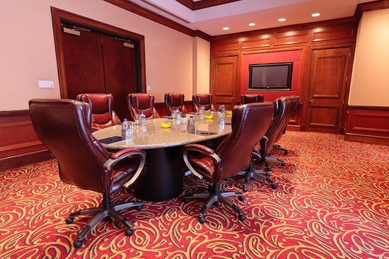 Hilton Charlotte Center City: Boardrooms