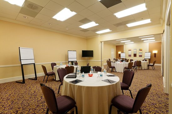 Hilton Charlotte Center City: Ardrey Meeting Room