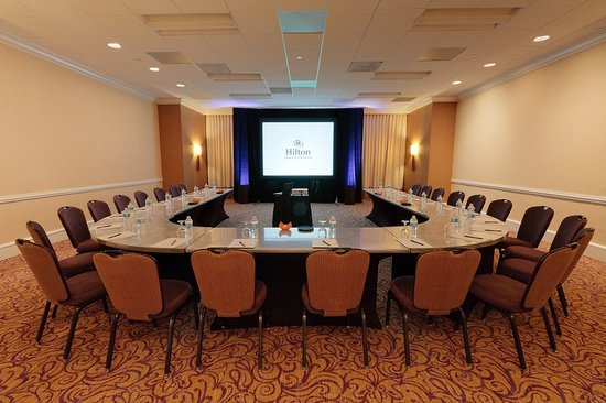 Hilton Charlotte Center City: Morehead Meeting Room
