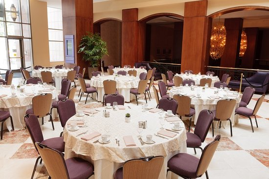 Hilton Charlotte Center City: Plaza Meeting Facilities