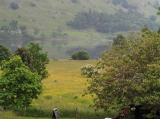 BEST WESTERN Glenridding Hotel: View from room 31