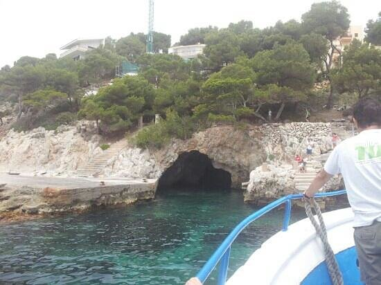 Universal Hotel Laguna: Promenade bateau
