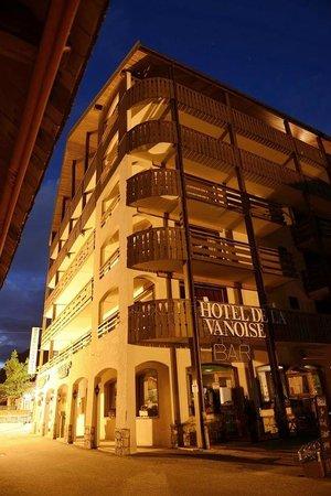 Hotel de la Vanoise : l'hôtel de nuit