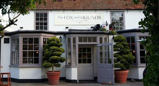The Fox and Hounds Restaurant