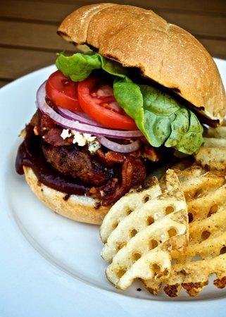 Downriver Grill: DRG Signature Burger