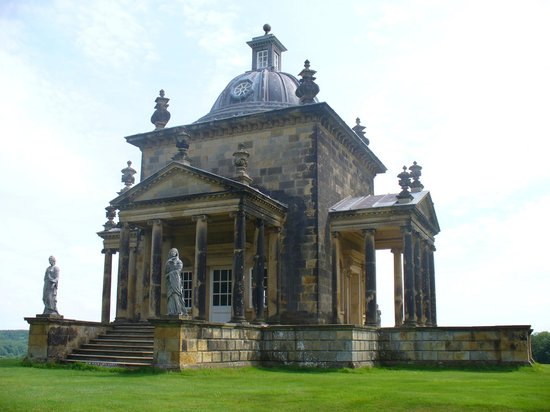 S of castle howard