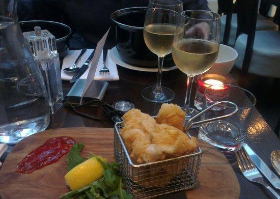 De Luca Cucina & Bar: Starter - Squid