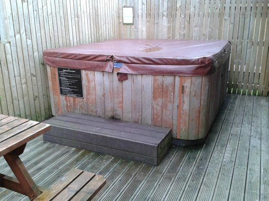 Ribblesdale Park: Hot Tub
