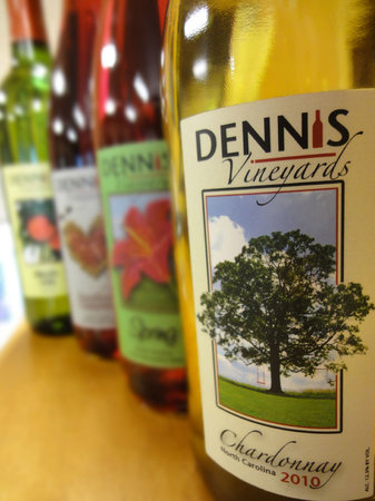 Dennis Vineyards Winery: We specialize in Muscadine Wines, French Wines and Fruit Wines