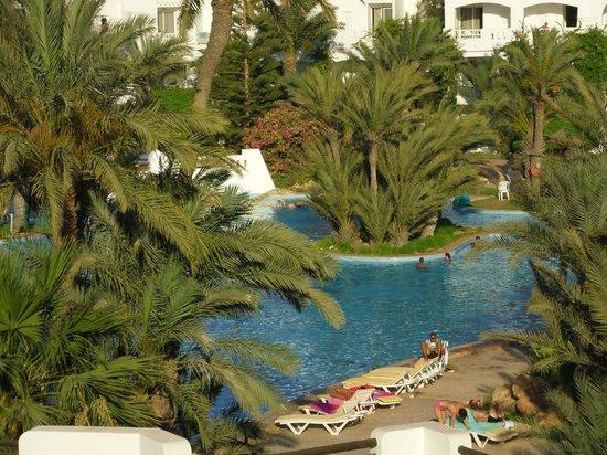 Vincci Resort Djerba : piscine