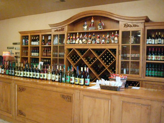 With over 30 wines to choose from, you're sure to find a wine or two to take home and enjoy!