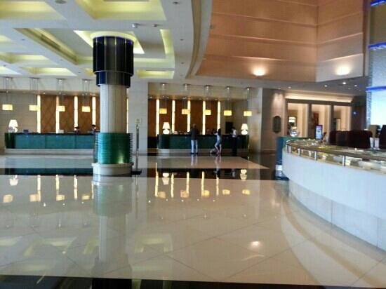 South China International Hotel : Reception Area