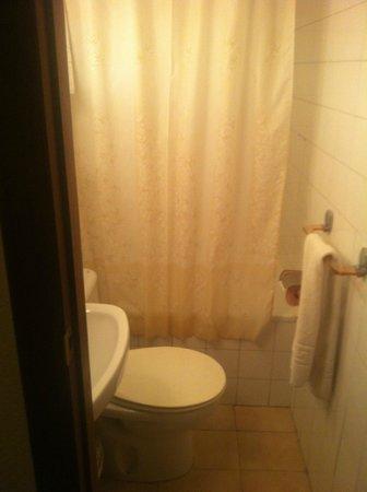 Hotel Albacete: Baño
