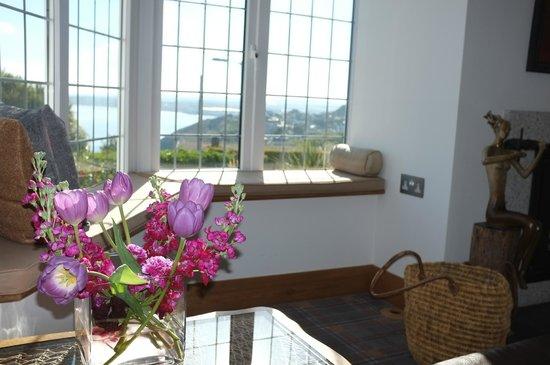 Beachcroft Coastal Retreat : Lounge