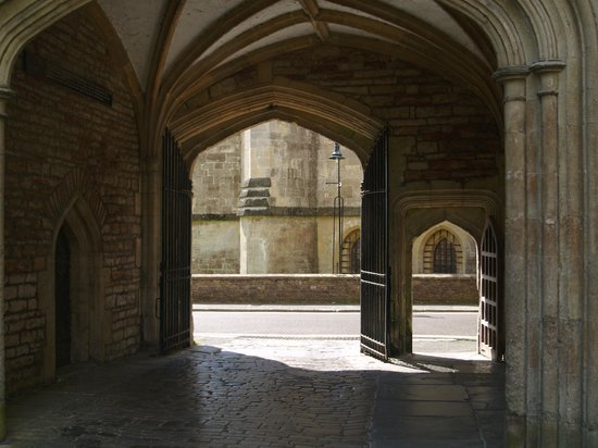 Vicar's Close: Step back in time