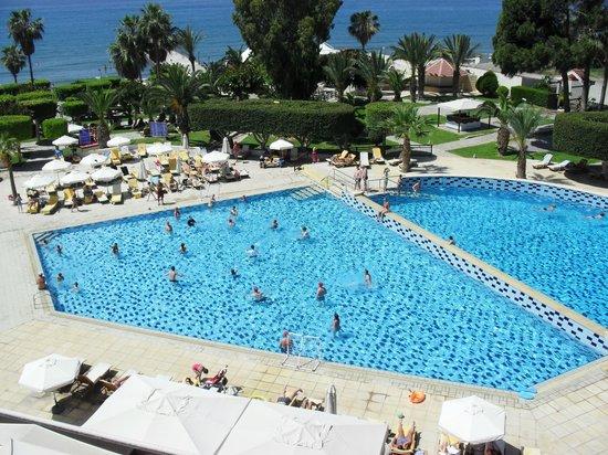 Elias Beach Hotel : view from the balcony