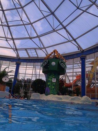 Aqualand: inside