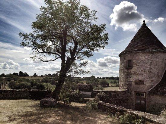 Chateau de Cantecor: Gîte La Tour de Garde 2/3 pers