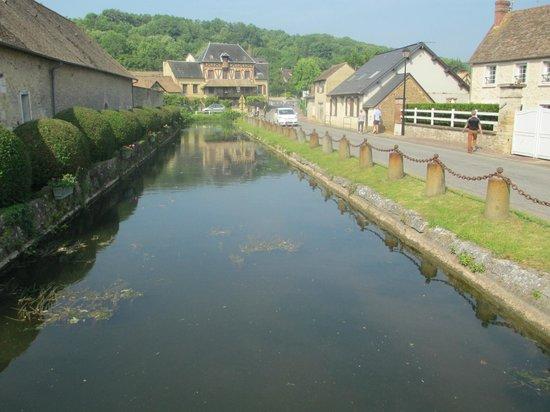 Le Moulin du Bechet : Croisy sur Eure