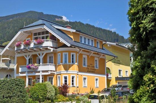 Villa Klothilde: Aussenansicht Sommer