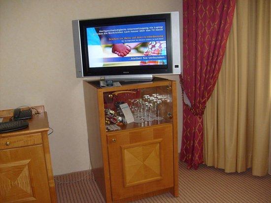 Sheraton Essen Hotel : la télé