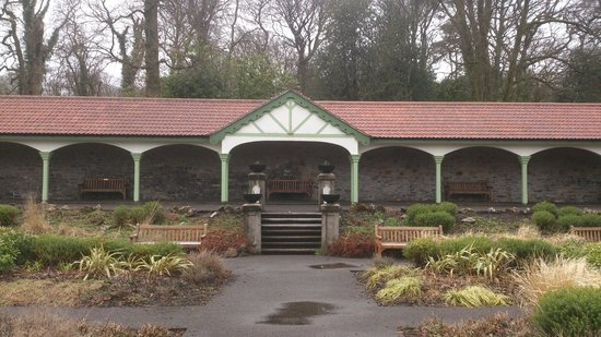 Bedwellty House and Park: Tome for a sit down