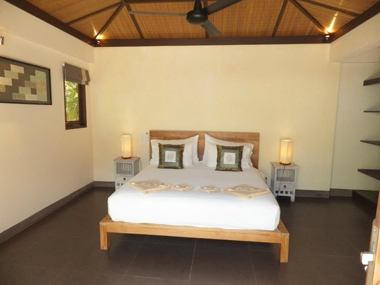 Alanta Villa: One of the 2 Bedrooms