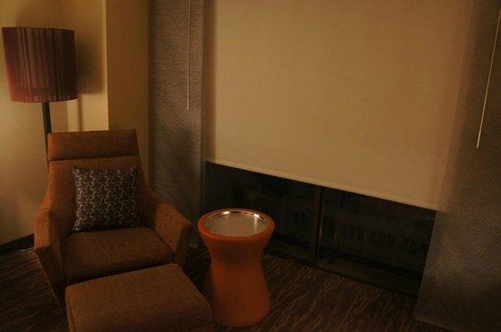 Grand Hyatt San Francisco: Hotel