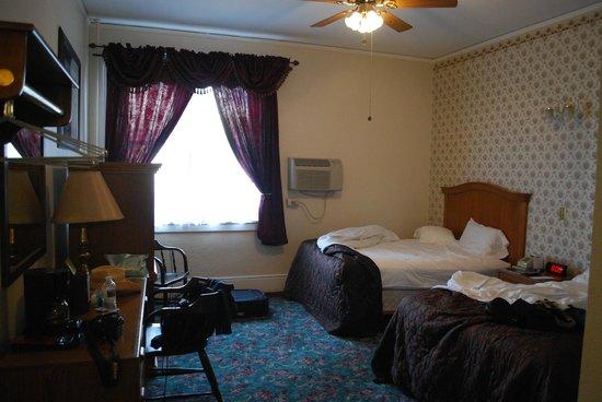 Buffalo Bill's Irma Hotel: camera