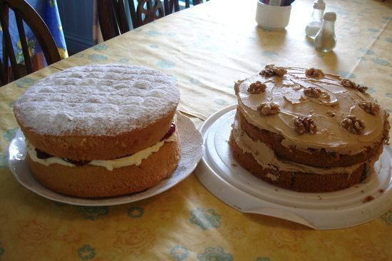 Homemade Cakes - Picture of Mad Hatter, Hayle - TripAdvisor