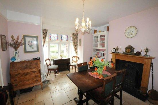 Tintern Old Rectory B&B: Dining Room
