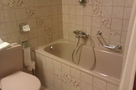 Restoroute Motel de la Gruyere: Bathroom