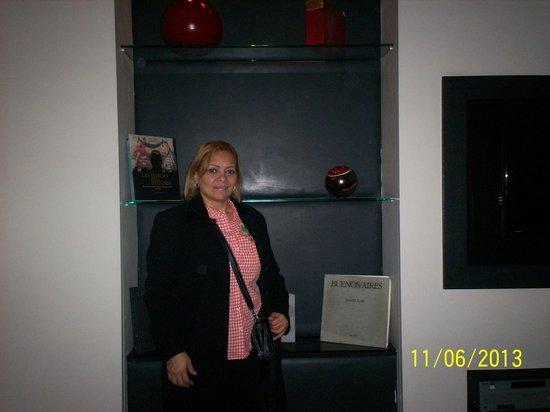 NH Buenos Aires Crillon: En el lobby
