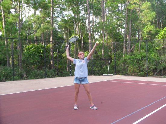 Martinique on the Gulf: Tennis