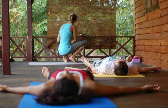 Love Yoga: shavasana