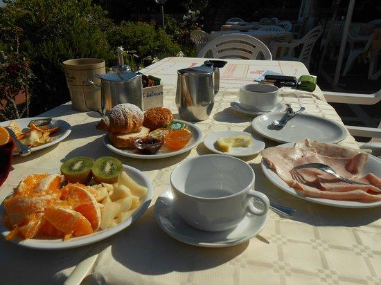 petit dejeuner idéal - Bild von Hotel Belmare, Marciana - TripAdvisor