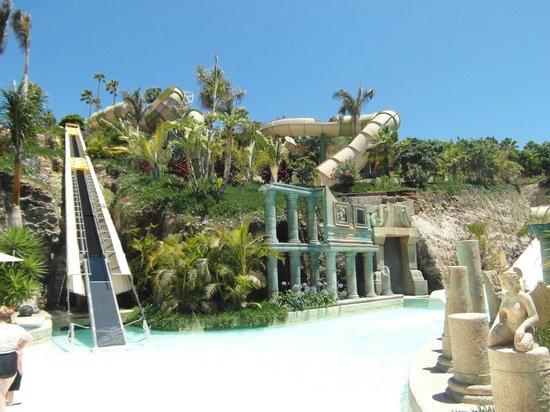 Siam park picture of hovima jardin caleta la caleta for Aparthotel hovima jardin caleta