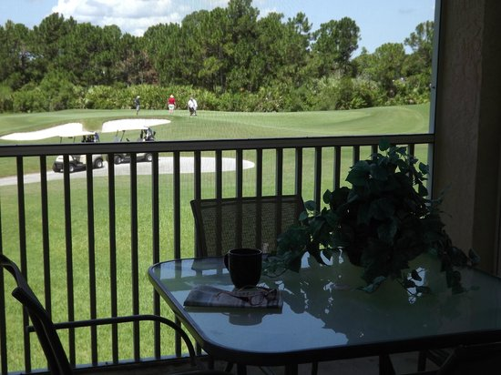 Perfect Drive Vacation Rentals : Many with beautiful Golf Views